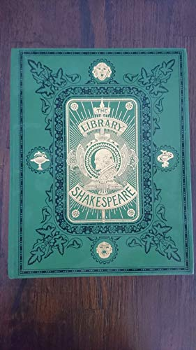 Illustrated Library Shakespeare, The: Shakespeare, William