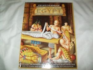 9780755459520: Step into the world of: Ancient Egypt