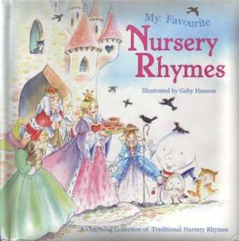 My Favourite Nursery Rhymes: Gaby Hanson