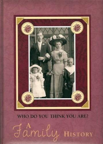 WHO DO YOU THINK YOU ARE? A: Robert Frederick Ltd