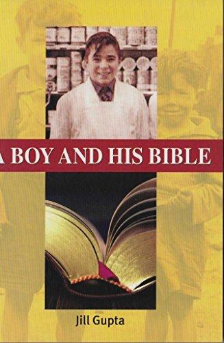 A Boy and His Bible: Jill Gupta