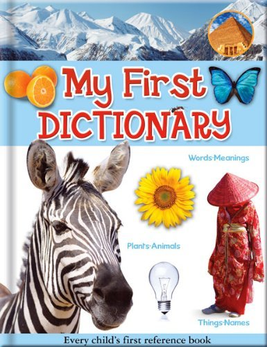 9780755482351: My First Dictionary (Wonders of Learning) (Wonders of Learning)
