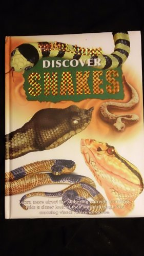 9780755483167: Discover Snakes (Wonders of Learning)