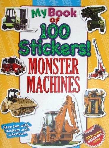 9780755487271: My Book of 100 Stickers! Creepy Crawlies