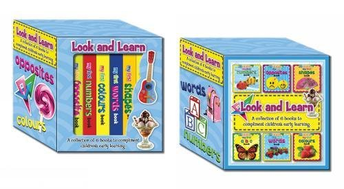 9780755490301: Look and Learn (Look & Learn Boxed Set)