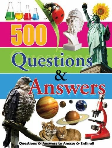 9780755494989: 500 Questions & Answers (128pp Omnibus)