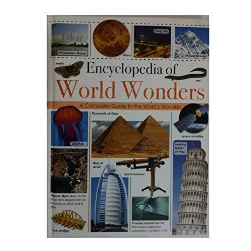 9780755495153: Encyclopedia of World Wonders (128pp Omnibus)