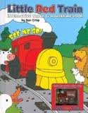 9780755495467: The Little Red Train: Interactive Track and Adventure Book