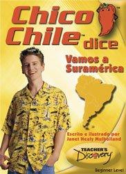 9780756003203: Chico Chile South America Sp Act Book; Vamos a Suramerica (Chico Chile dice)