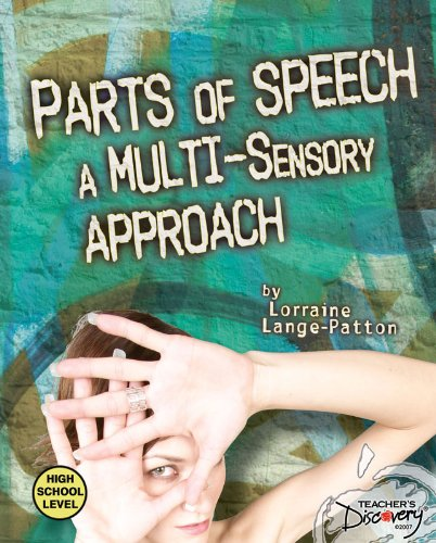 9780756006310: Parts of Speech A Multi-Sensory Approach Book