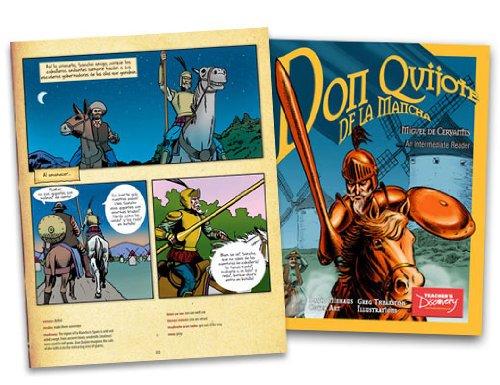 Don Quijote Intermediate Spanish Reader: Teacher's Discovery