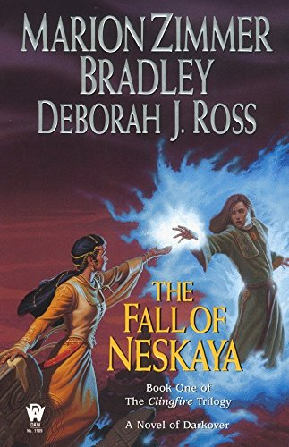 9780756400538: The Fall of Neskaya: Book One of the Clingfire Trilogy