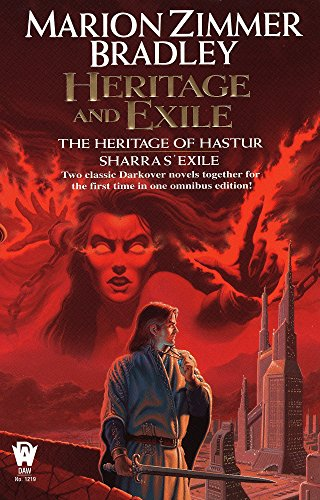 9780756400651: Heritage and Exile: The Heritage of Hastur/Sharra's Exile