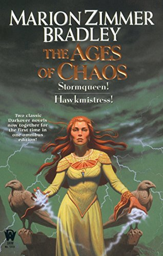 9780756400729: The Ages of Chaos: Stormqueen!/Hawkmistress!