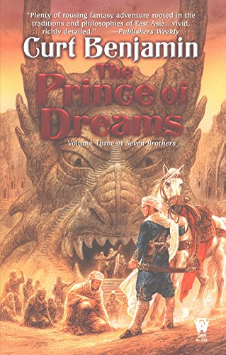 9780756401146: Prince of Dreams (Seven Brothers)