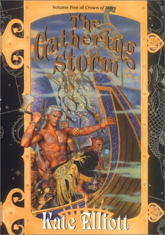 9780756401191: The Gathering Storm (Crown of Stars, Vol. 5)