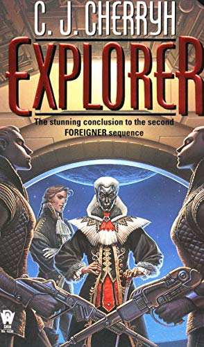 9780756401313: Explorer (Foreigner)