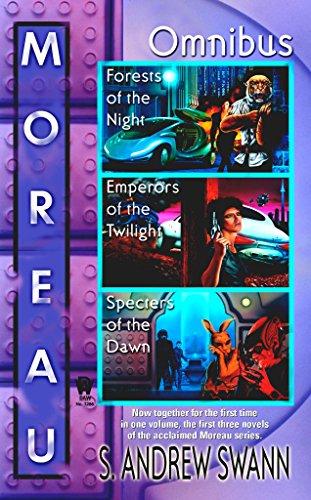 9780756401511: Moreau Omnibus (Daw Book Collectors)