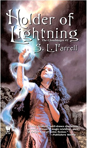 9780756401528: Holder of Lightning: The Cloudmages #1