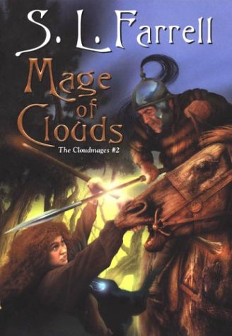 MAGE OF CLOUDS The Cloudmages # 2
