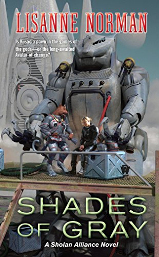 Shades of Gray (Sholan Alliance) (0756401992) by Lisanne Norman