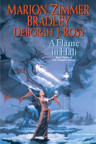 9780756402181: A Flame in Hali (The Clingfire, Book 3)