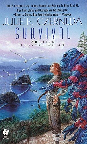 Survival: Species Imperative #1 (0756402611) by Czerneda, Julie E.