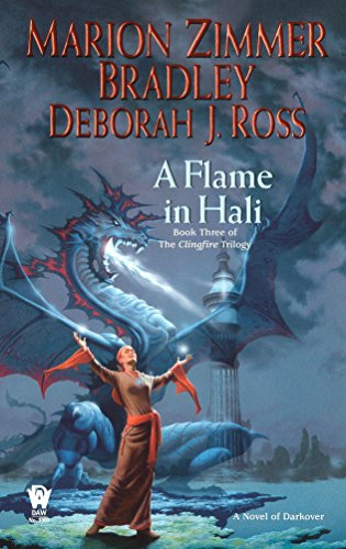 9780756402679: A Flame in Hali (The Clingfire Trilogy, Book 3)