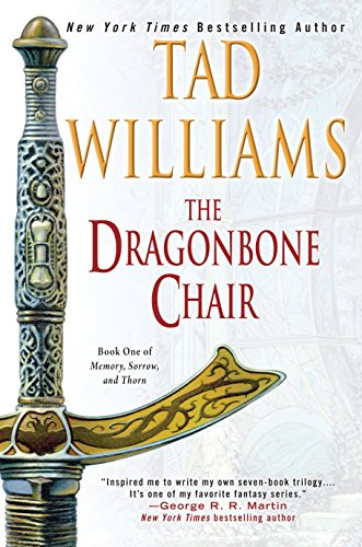 9780756402693: The Dragonbone Chair (Memory, Sorrow, Thorn (Paperback))
