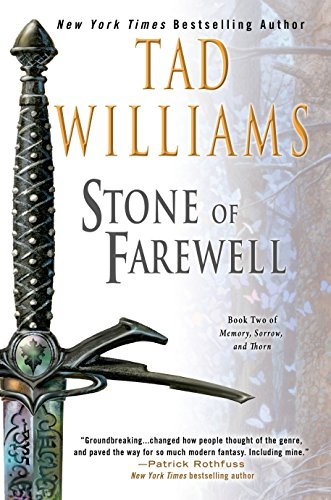 9780756402976: The Stone of Farewell: Book Two of Memory, Sorrow, and Thorn (Memory, Sorrow, & Thorn (Paperback))