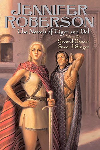9780756403195: The Novels of Tiger and Del Volume 1: Sword-Dancer Sword-Singer