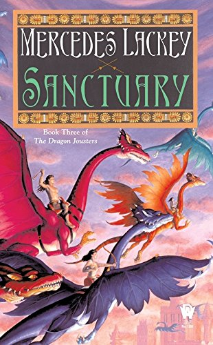 9780756403416: Sanctuary (The Dragon Jousters, Book 3)