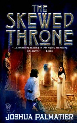 9780756403829: The Skewed Throne (Throne of Amenkor)