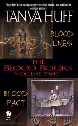 9780756403881: The Blood Books, Vol. 2 (Blood Lines / Blood Pact)