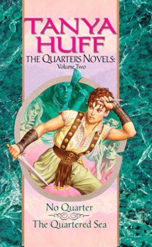 The Quarters Novels, Volume II: No Quarter, The Quartered Sea