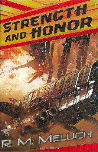 9780756405274: Strength and Honor: A Novel of The U.S.S. Merrimack (Tour of the Merrimack)