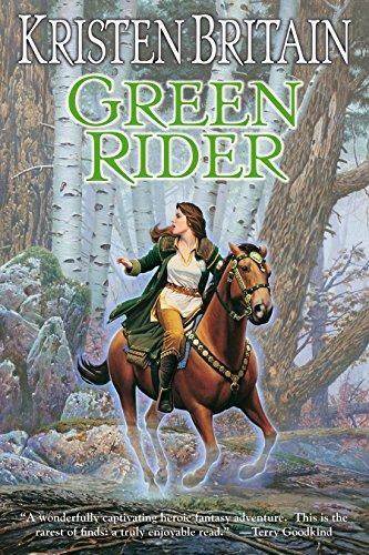 9780756405489: Green Rider