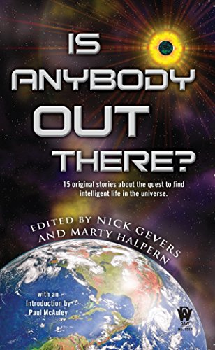 Is Anybody Out There?: Nick Gevers