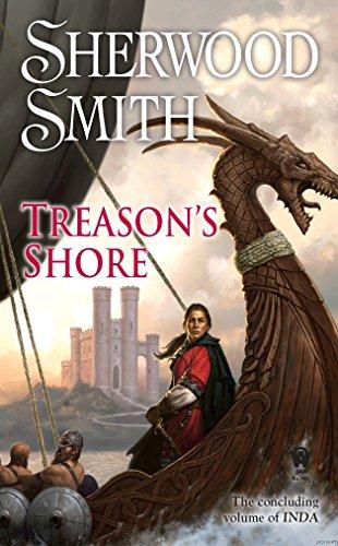 9780756406349: Treason's Shore (Inda)
