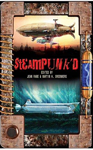 Steampunk'd: Jean Rabe