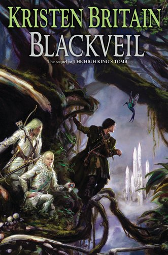 9780756406608: Blackveil (Green Rider)