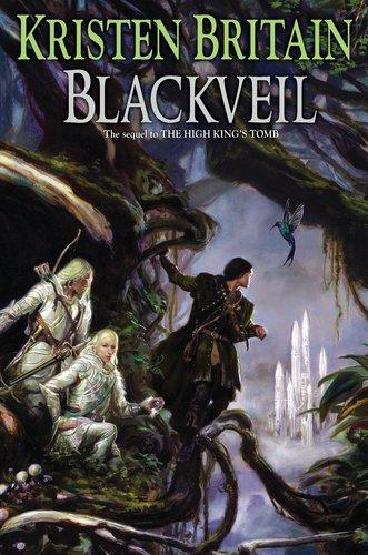 Blackveil: Book Four of Green Rider: Britain, Kristen