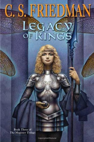 9780756406936: Legacy of Kings: Book Three of the Magister Trilogy