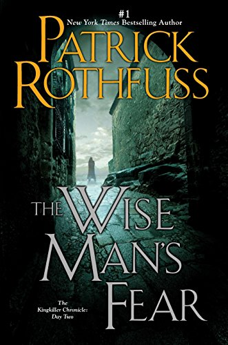9780756407124: The Wise Man's Fear (Kingkiller Chronicles)