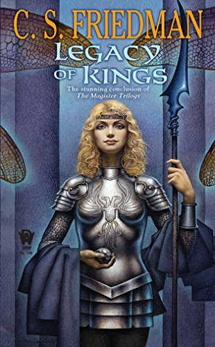 9780756407483: Legacy of Kings: Book Three of the Magister Trilogy
