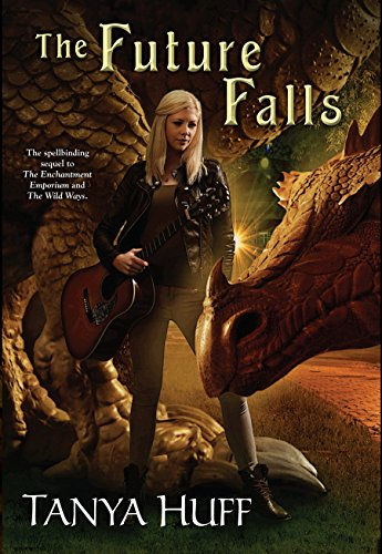 9780756407537: The Future Falls: Book Three of the Enchantment Emporium