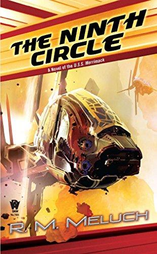9780756407643: The Ninth Circle: A Novel of the U.S.S. Merrimack (Tour of the Merrimack)