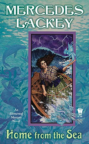 9780756407711: Home From the Sea (Elemental Masters)