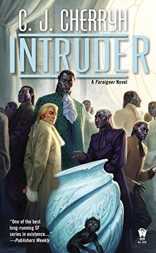 9780756407933: Intruder (Foreigner)