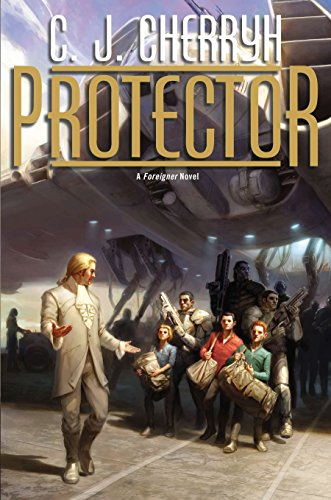 9780756407988: Protector (Foreigner)
